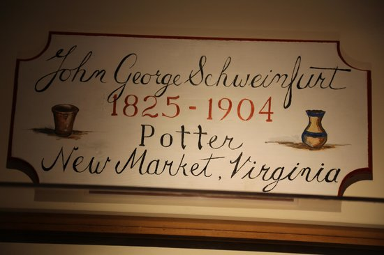 Luray Valley Museum : He was the man for everything
