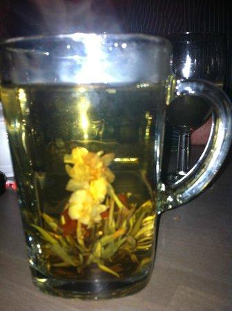 Dim T - London Bridge : Jasmine flower tea