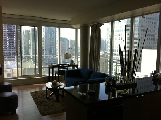 Executive Hotel Cosmopolitan: Tranquility suite