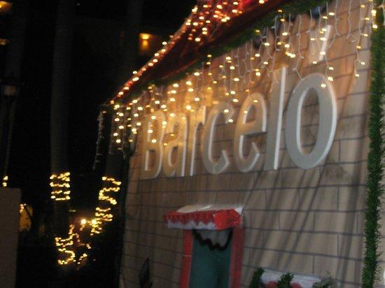 Barcelo Huatulco: Christmas 2013 display