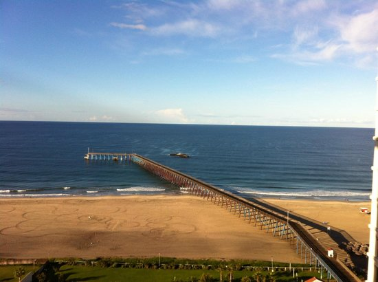 Rosarito Beach Hotel: Morning view from our room