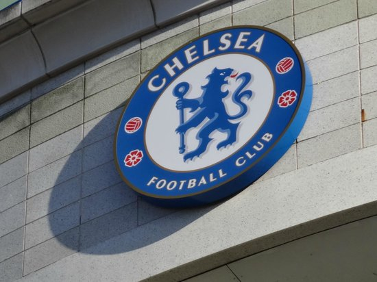 Chelsea football club logo picture of chelsea fc stadium tour chelsea fc stadium tour museum chelsea football club logo voltagebd Gallery