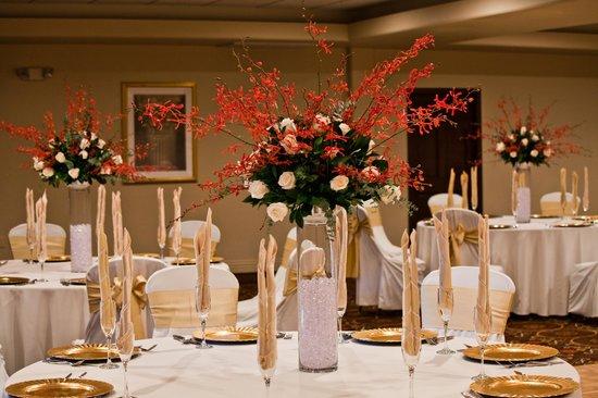 Tuscany Suites & Casino: Elegant Banquet