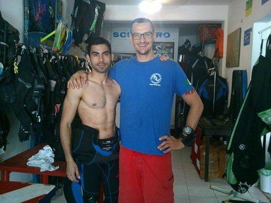 Dive Shop Mexico : Machete