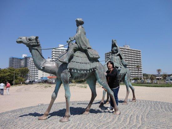 月の沙漠記念公園