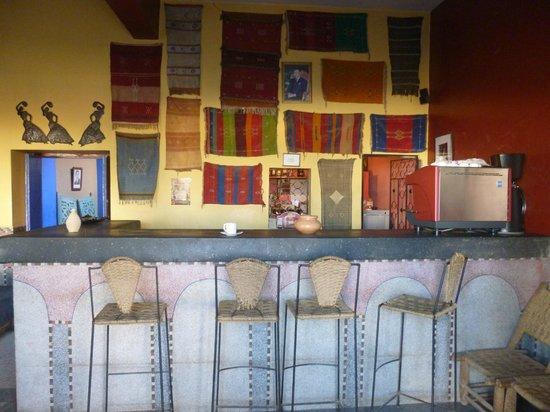 Abertih Hotel Restaurant : le bar