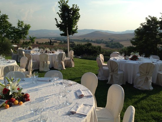 Agriturismo castello di spedaletto updated 2017 prices farmhouse reviews pienza italy - Osteria del leone bagno vignoni ...