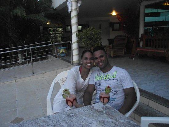 Brisa da Praia Hotel: Grazy & Denis- POA