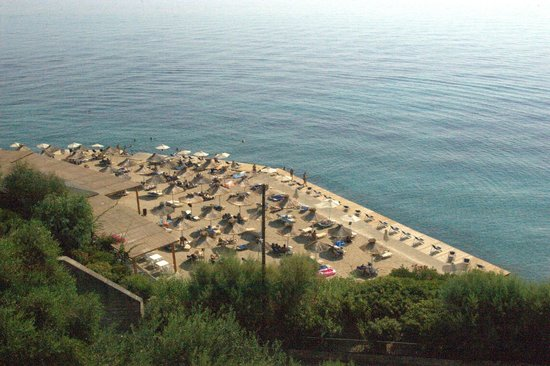 MarBella Corfu Hotel: Place Hotel