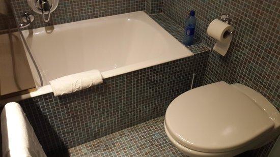 Hotel Pierre Milano: bathroom-2