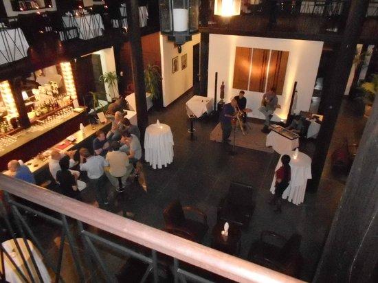 Heritage Restaurant: Jazz Bar
