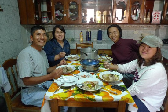 Chachapoyas Backpackers Hostal: 1234