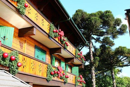 Hotel Casa da Montanha: vista frontal