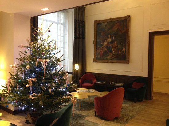 Hotel d'Orsay - Esprit de France: Reception