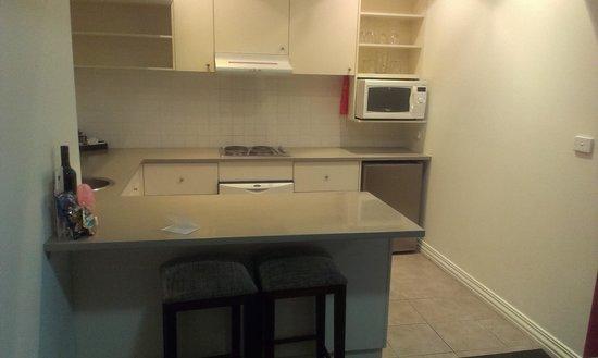 Hotel Collins : Kitchen