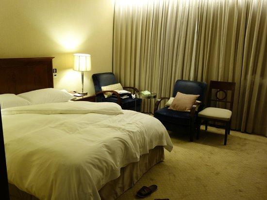 Brother Hotel Taipei: 部屋全体