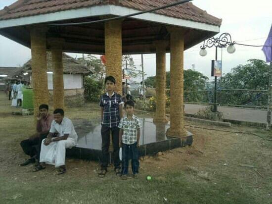 Malappuram, India: kotakunnu