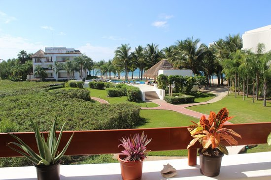 Residencias Reef Condos : view from balcony