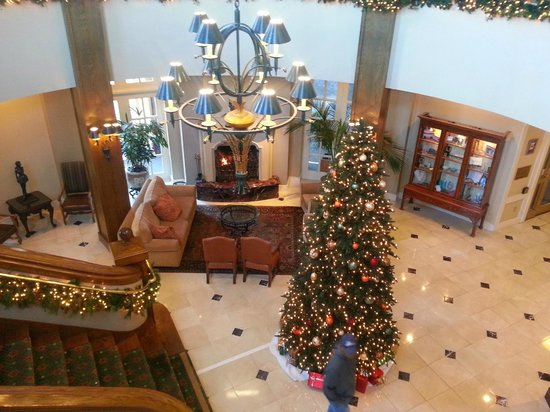 Lafayette Park Hotel & Spa: Lobbby