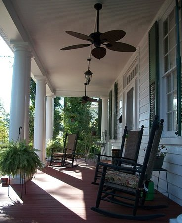 The Flanagan House: The Front Porch