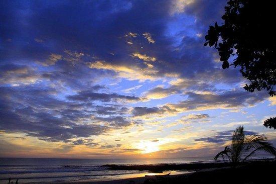 Rocamar: Outstanding sunsets