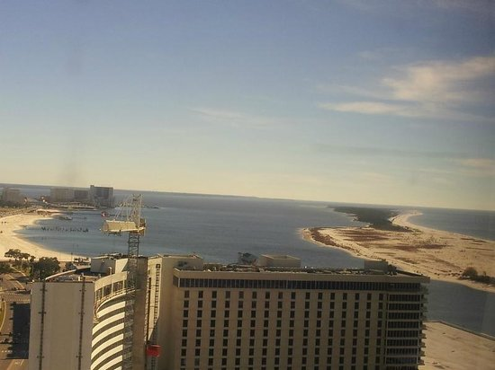 Beau Rivage Resort & Casino Biloxi : Beau Rivage Biloxi Panoramic View 23084