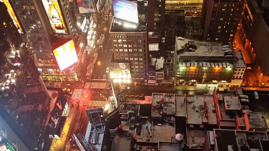 DoubleTree Suites by Hilton Hotel New York City - Times Square: View from room 4007