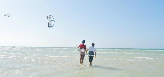 Airlift Kiteboarding Yucatan