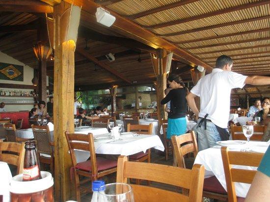 Badaue: Restaurante Badauê
