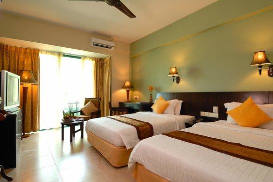 Kinarut, Malaysia: Dinawan Wing Twin Bed