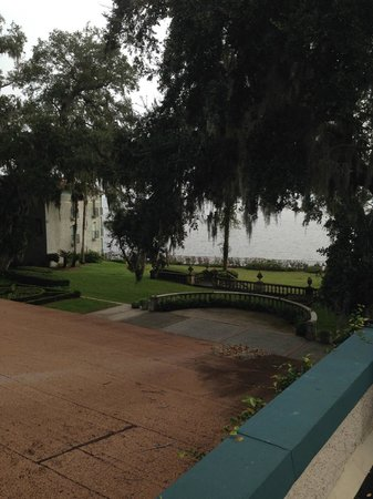 The Club Continental Suites: View of river