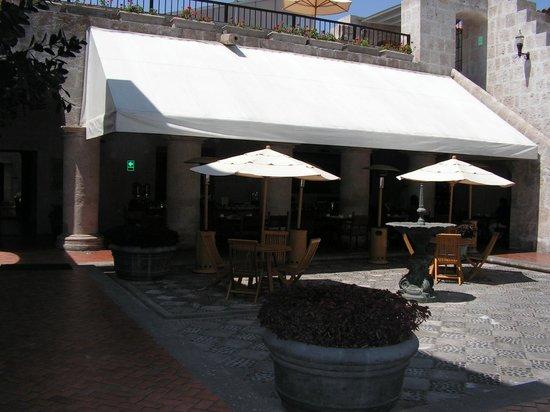 Casa Andina Premium Arequipa : Breakfast buffet area