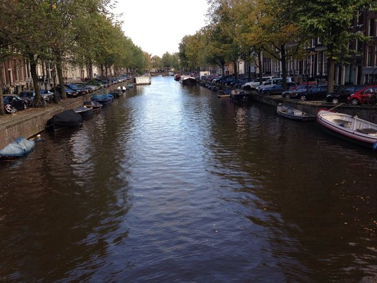 Maes B & B: Amsterdam beautiful canals