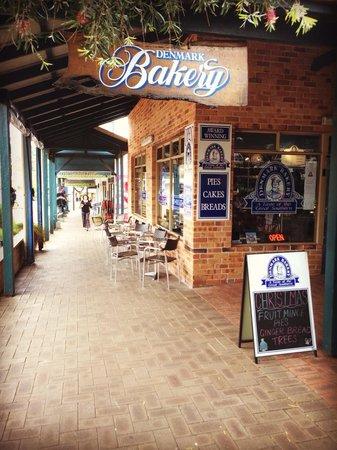 Denmark Bakery: The famous bakery