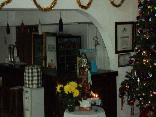 Hotel Castillo Huatulco Hotel & Beach Club: Festejo del 12 de diciembre