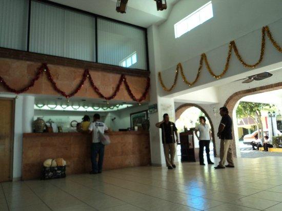 Hotel Castillo Huatulco Hotel & Beach Club: Recepción