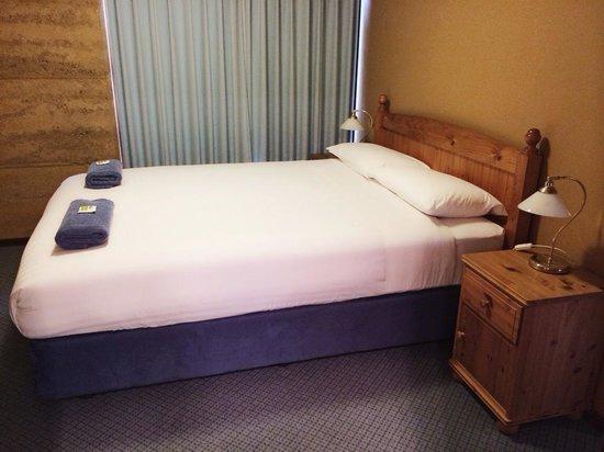 The Koorabup Motel: Bedroom