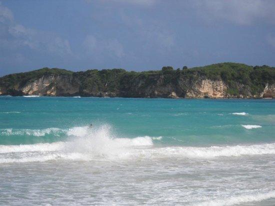 Macao Surf Camp: beautiful beach