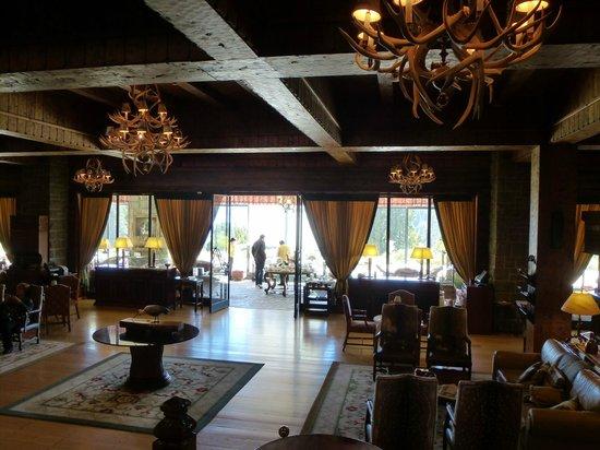 Llao Llao Hotel and Resort Golf Spa : Reception room, Llao Llao Hotel, Bariloche, Argentina