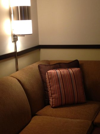 Hyatt Place West Palm Beach Downtown : sitting area