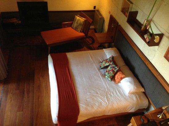 Hotel Rodavento: Habitación