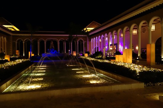 Paradisus Palma Real Golf & Spa Resort: main area