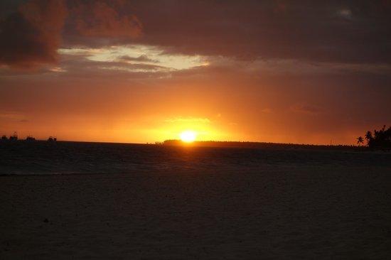 Paradisus Palma Real Golf & Spa Resort: Sun Rise