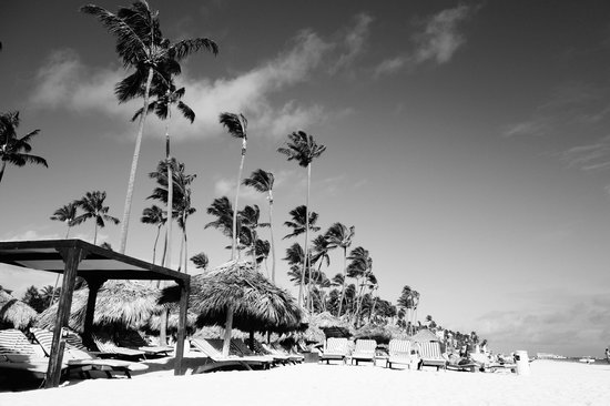 Paradisus Palma Real Golf & Spa Resort: beach