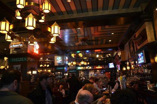 Inside Miller\'s looking at the bar - Picture of Miller\'s Pub ...