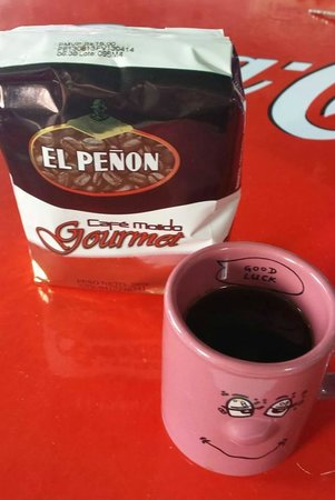 Que Chevere Sabor Venezolano: Cafecitos Gratis.