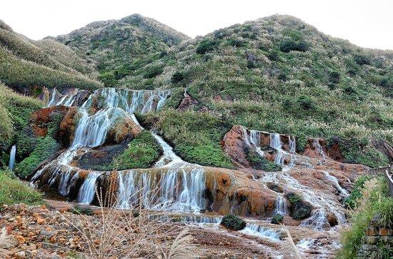 Golden Waterfall : The Golden Falls