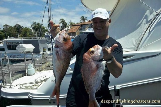 Deep End Fishing Charters