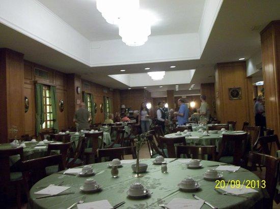 Hotel Beverly Hills Rome: Restaurante
