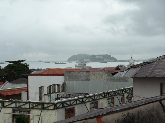 Casa Antigua: View from rooftop